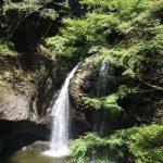 大子町「月待の滝」
