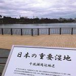 日本の重要湿地「千波湖」
