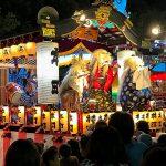 常陸第三宮 吉田神社 秋季例大祭